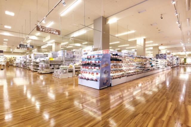 ニトリ 環七梅島店の画像・写真