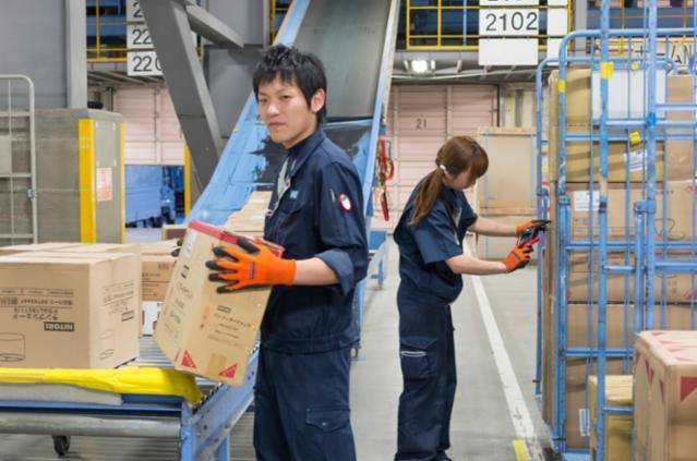 ホームロジスティクス 札幌DCの画像・写真